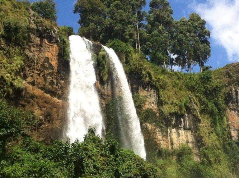 Sipi Falls - Mountain Elgon National Park