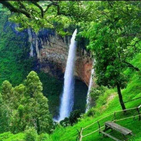 Sipi Water falls