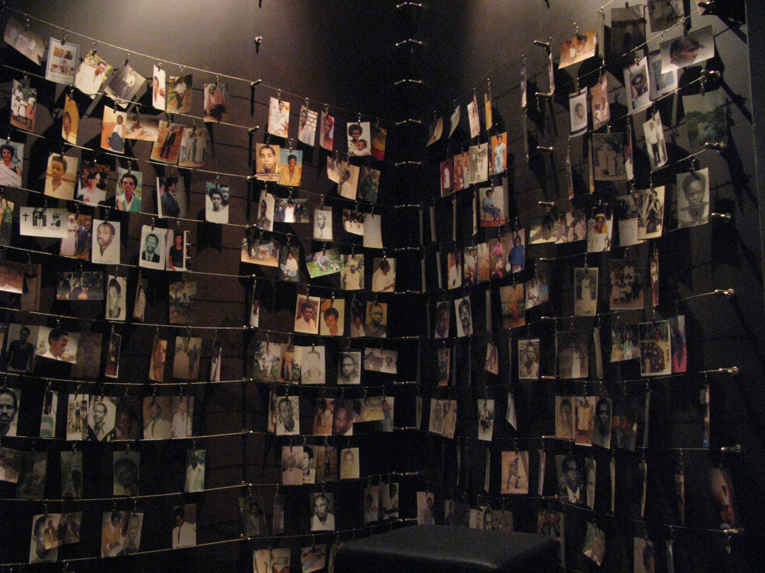 Rwanda Genocide in pictures